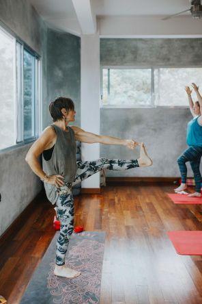 Tribal Yoga Tulum